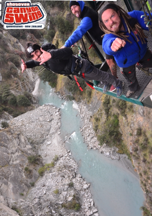 Bucket List Item: Bungee Jump